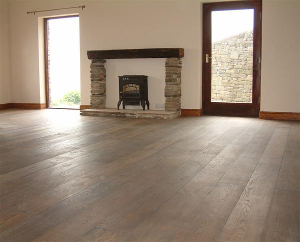 Massief Houten Vloer : Massief houten vloer